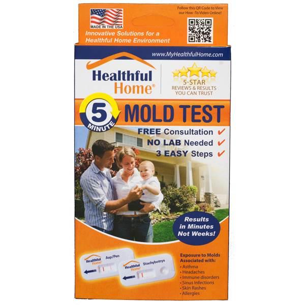 Healthful Home Mold Test Kit