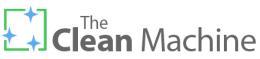 The Clean Machine Logo